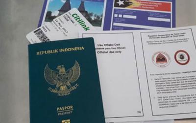 Membuat Paspor Manual