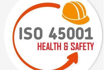 Jasa Sertifikasi ISO 45001