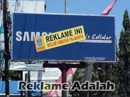 Izin Reklame